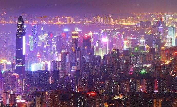 With China projected to become the top global economy in 2033 with 4 of the 10 wealthiest cities in it, will Chinese rival English in influence?