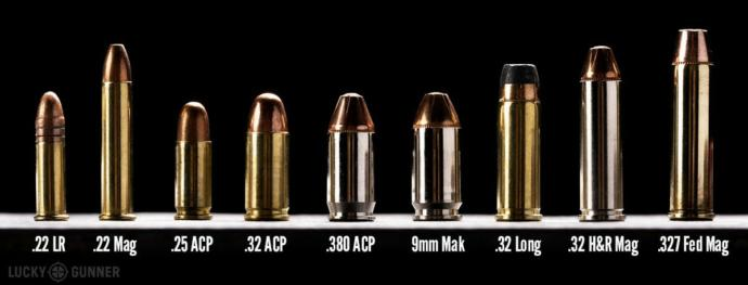 Ammo shortage, whats your alternative caliber?