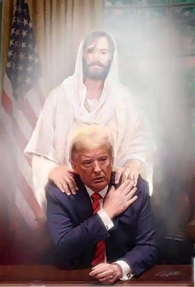 Trump!! Will you pray for our Presidents recovery?
