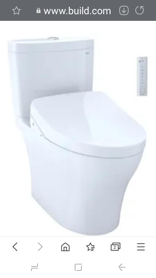 What would you like about this high teck toilet if you had it photo included?
