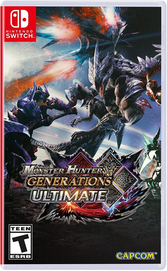 Are you a fan of the Monster Hunter video game franchise (Capcom)?