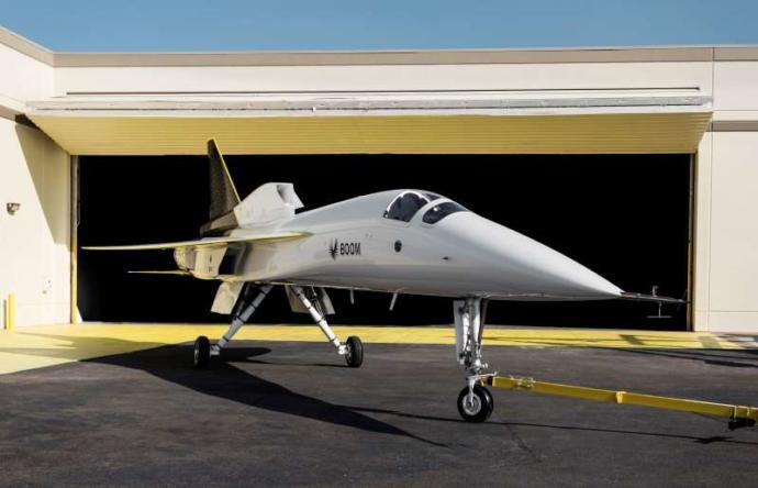 X-B1 prototype to test fly next year.