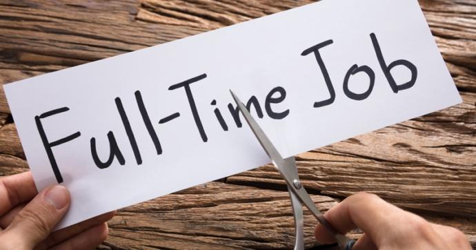 Why dont jobs give full time hours anymore to employees?