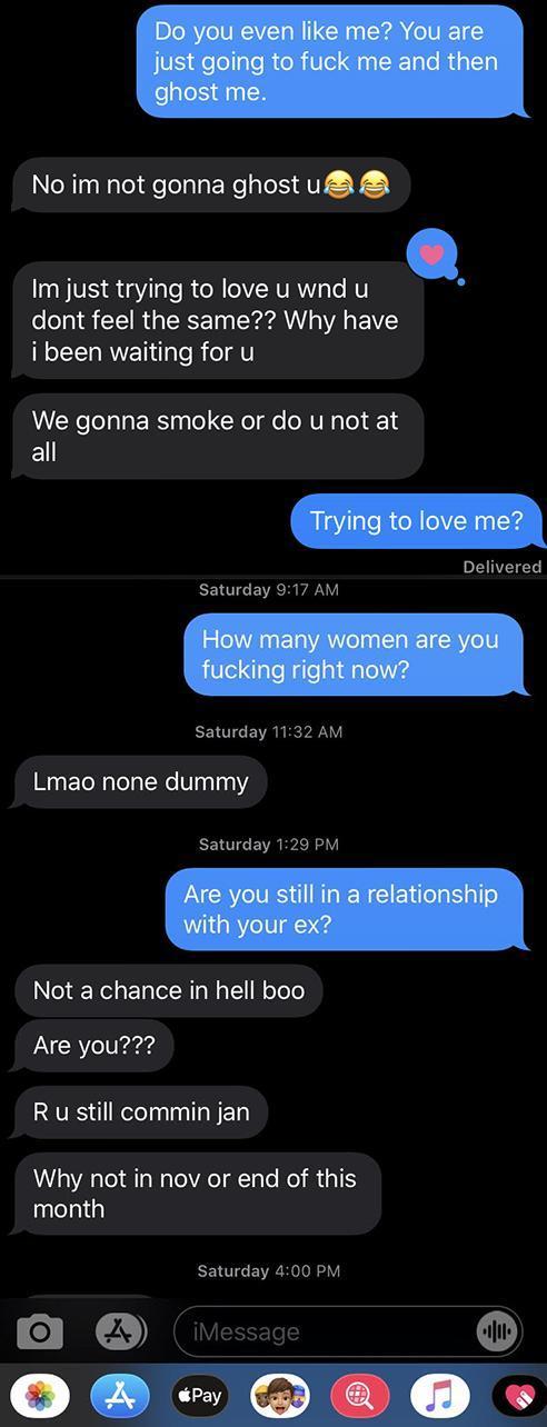 We met online, should I meet him in real life?
