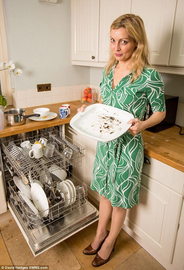 Girls, do you think your dishwasher is your biggest help in the kitchen?