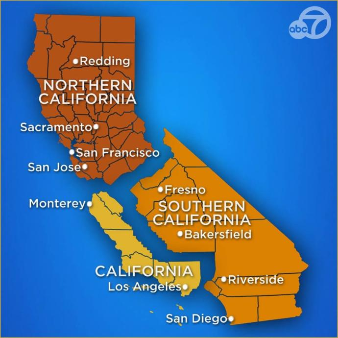 """Please just keep """"California"""" as a separate country. Well take the two other ones, though."""