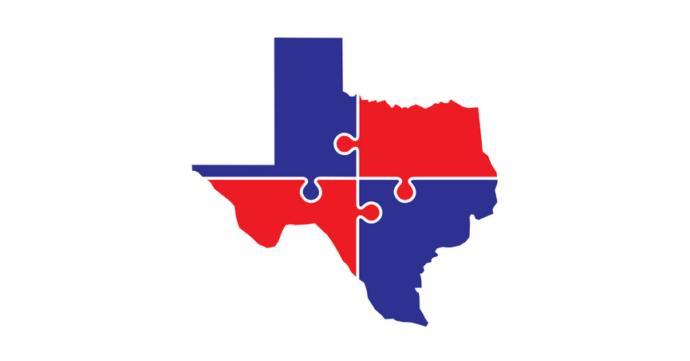 North Texas, Texas, Alamo, South Texas.