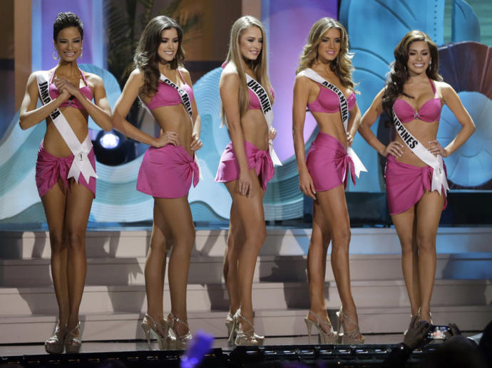 Do you think beauty competitions are a bad thing?