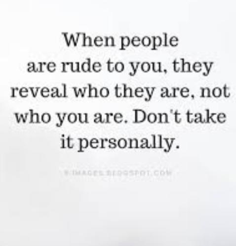 Are You AlWAYS Rude To People For No Good Reason? Or Only Rude To Those Who Were Rude To You?