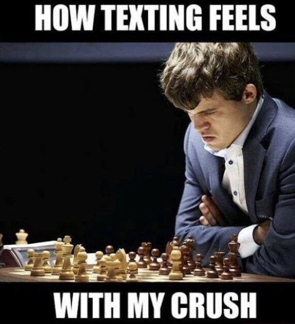 What are some topics to text/talk about with your crush to