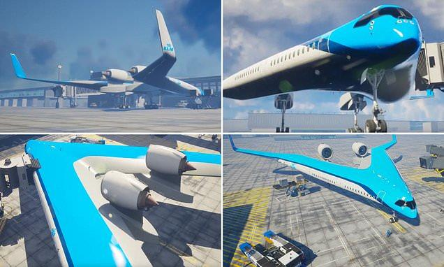 Which of these 6 Official Concept Renderings of Aircraft is your favorite?