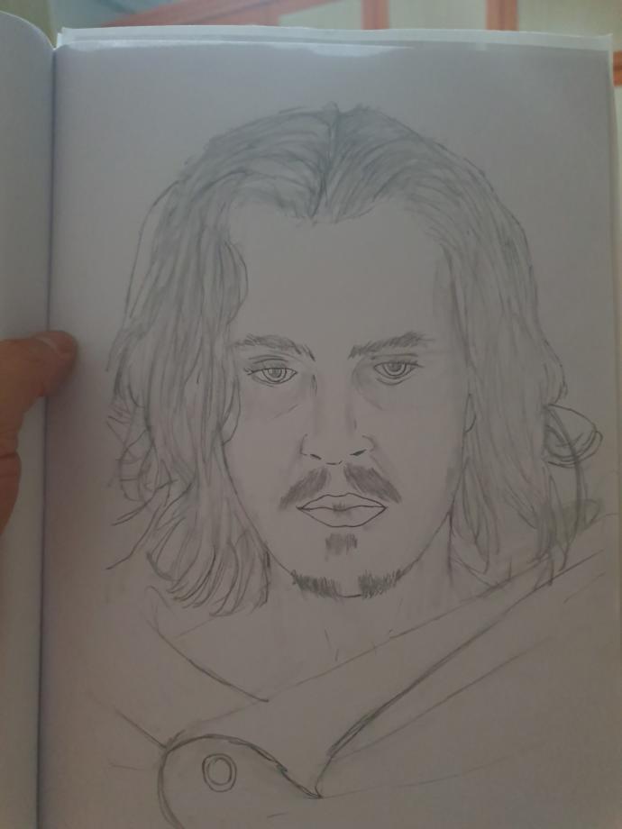 I tried to draw myself how is it?