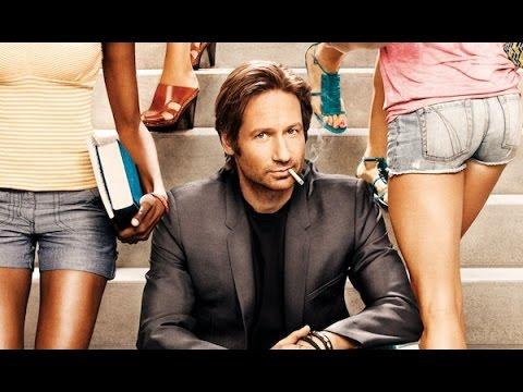Hank Moody from the show Californication.