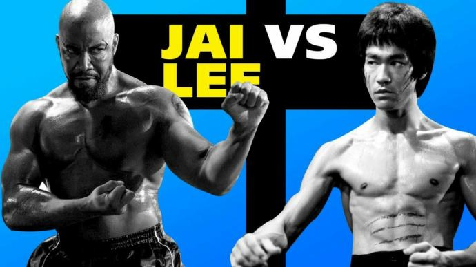 Who would win in a fight bruce lee or michael jai white?