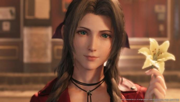 Whos your favourite Final Fantasy VII character?