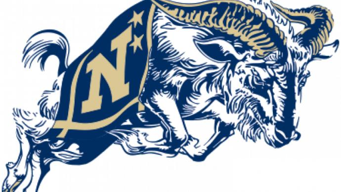 Which military college team has the best logo?