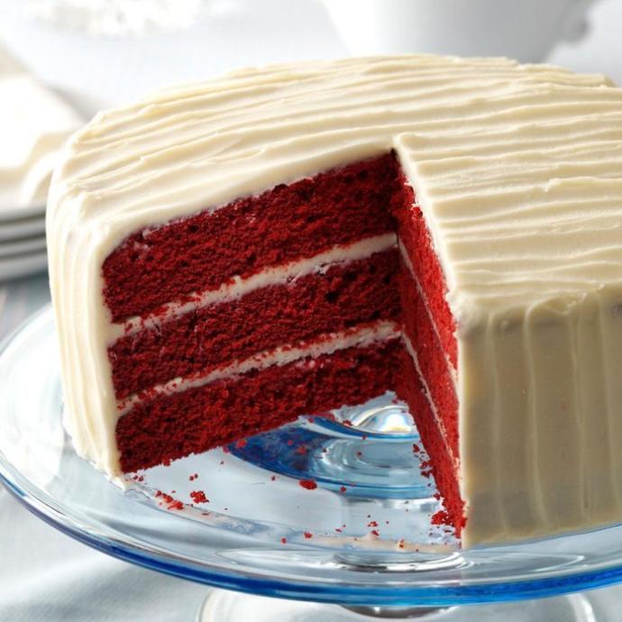 Pick One: Red Velvet or Carrot Cake?