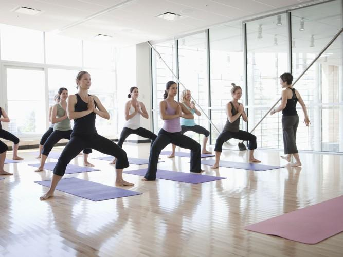 Is it weird to go to a yoga class as a guy?