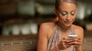 How often do you text your romantic partner rather than having a telephone call?