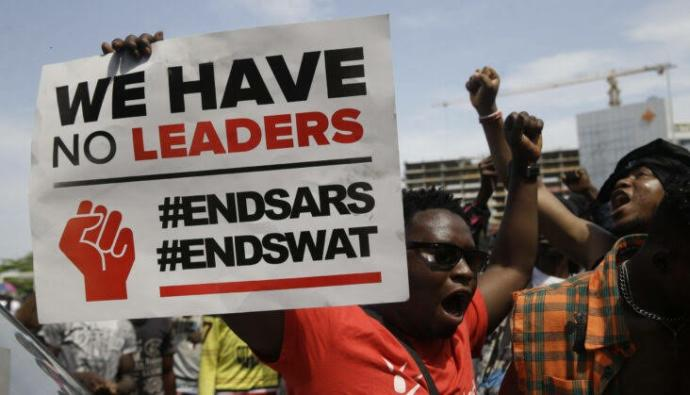 Have you heard about #Endsars?