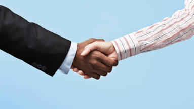 Should handshakes be a thing of the past?