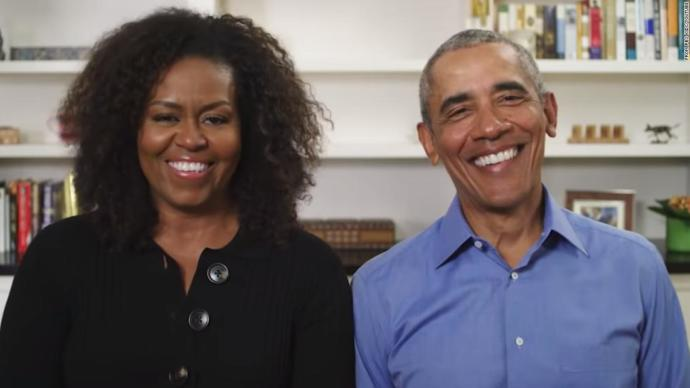 Do you subscribe to the Conspiracy Theory that Michelle Obama is actually a man and/or that Barack Obamas real name is Barry Soetoro?