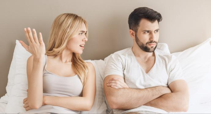 Men, how do you want a lady to treat you when having an argument?