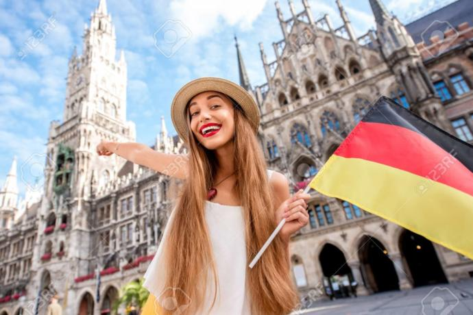 My girlfriend is German, and my family is prejudiced against Germans. How can I overcome the prejudice?