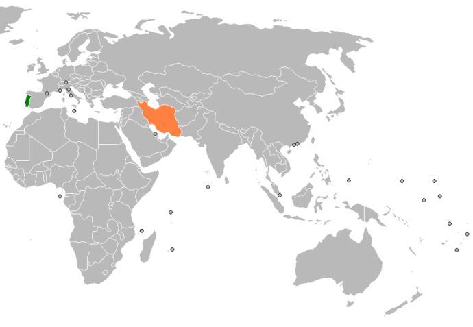 Portugal or Iran?