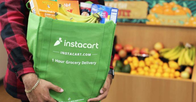 Have you ever shopped for Instacart?