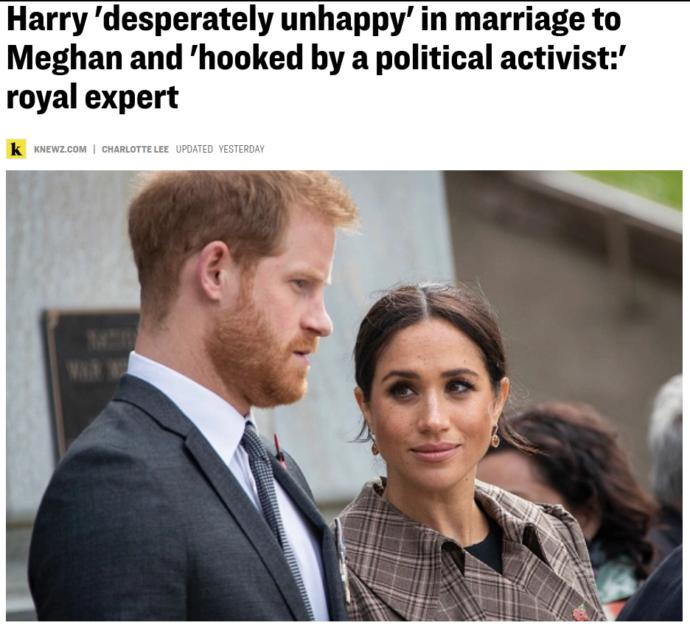 Do you think Harry and Megan will end in divorce? If yes, how much Meghan will get in settlement?