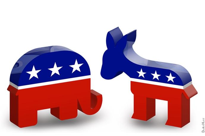 Would you date someone with different political views?