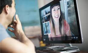 Are you scared or nervous to do video chats with someone you really like?