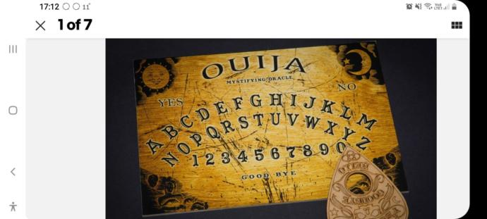 Quija Board or known as Spirit Board Have you used one?