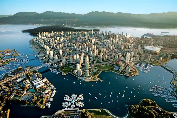 Vancouver B. C.