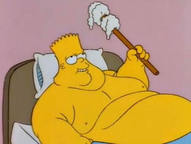 Does anyone here wash themselves with a rag on a stick?