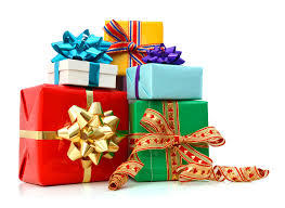 What kind of nice Christmas gift will you give to a woman who you dont know in person yet?