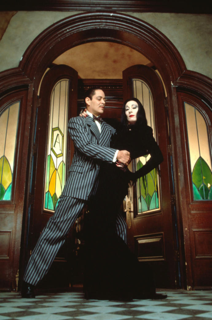 In the Spirit of Halloween, whos your favorite Addams Family character?