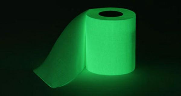 Which glow in the dark effect is the most interesting to you?
