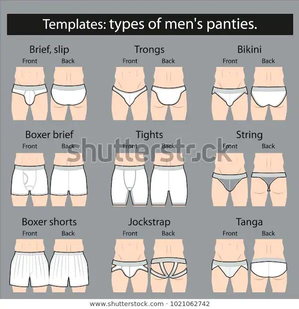 Have you ever heard of mens panties?