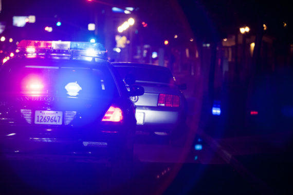 Have you ever gotten away from a ticket after a cop pulled you over?