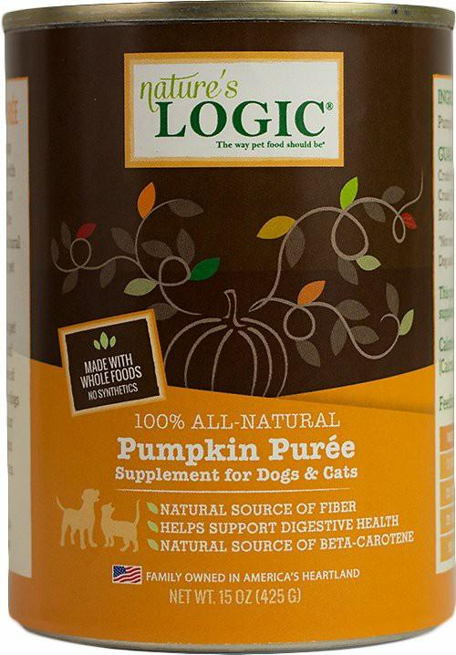 Did you know that pumpkin is actually good for dogs and cats to eat?