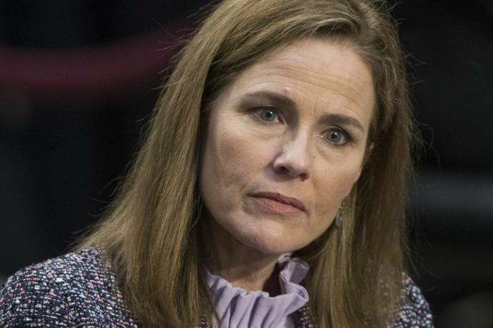 With what weve seen of Trump, Kavanaugh, and now Amy Coney Barrett, is this the new norm for how we treat conservatives?