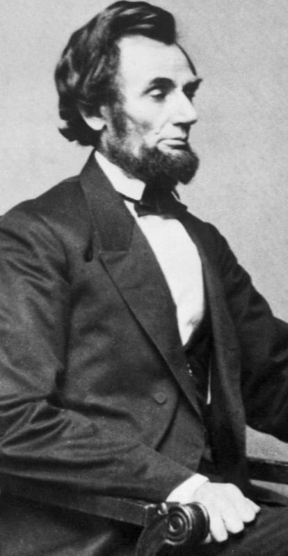 Is abraham lincoln a good representation of what liberals look like?