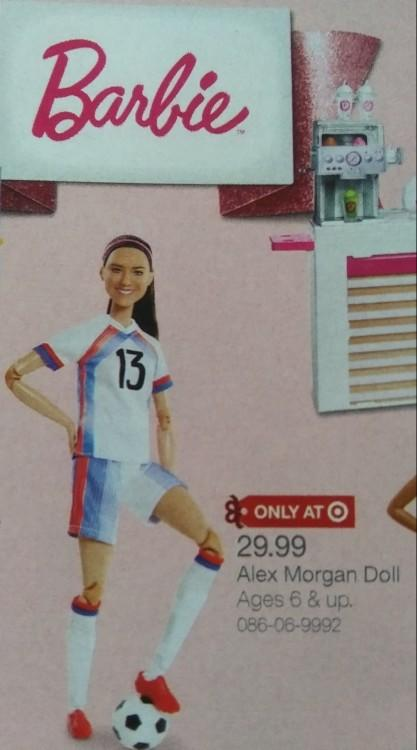 Which 2020 target Christmas toy seems the most interesting?