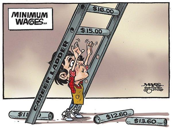Should there be a minimum wage?