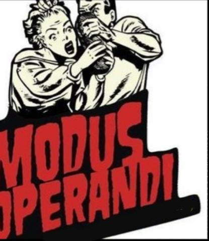 What Is Your MO (Modus Operandi)?
