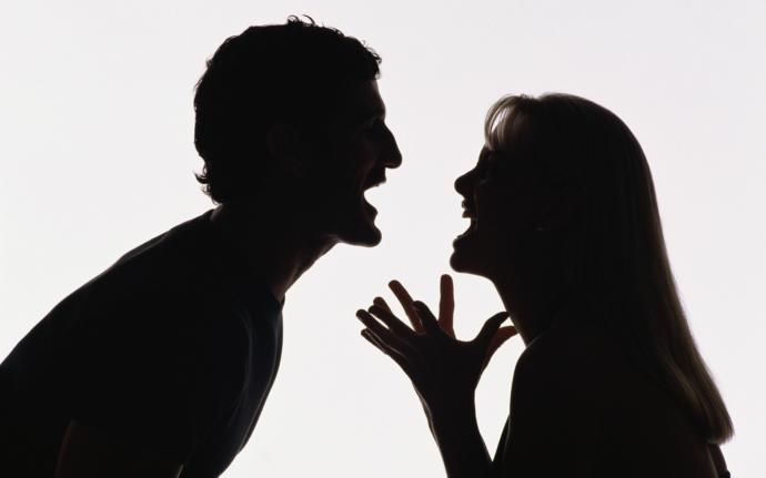 Is b*tch/assh*le the worst thing you can call your partner?