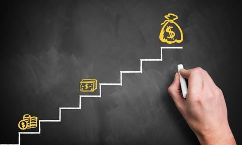 Who would you ask for guidance towards financial success?
