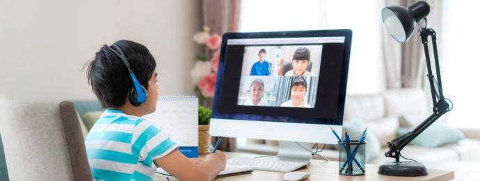 Should online schooling become the norm for kids?